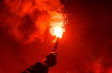 https://www.shutterstock.com/image-photo/burning-red-flare-flame-football-hooligan-441100117