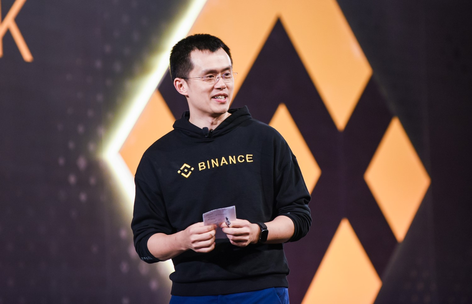 Binance Will Now Sell You Bulk Crypto Orders Over the Counter