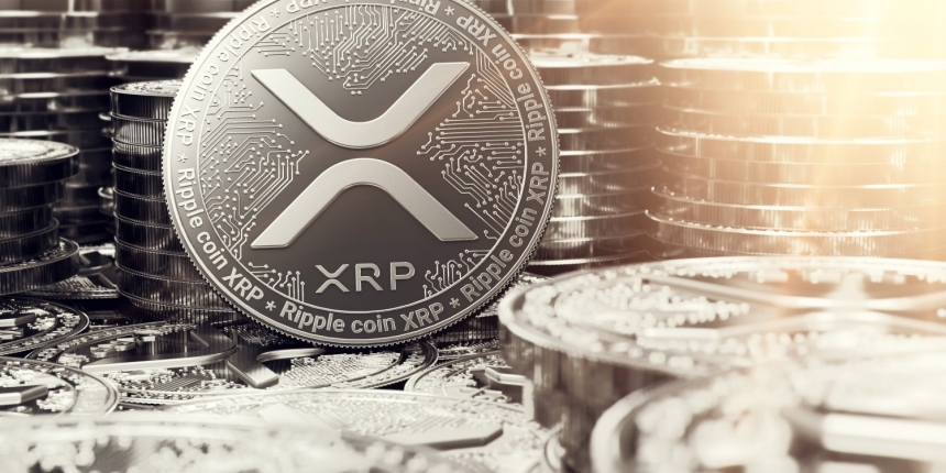 Golden Crossover: XRP Heads for Bullish Chart Pattern as