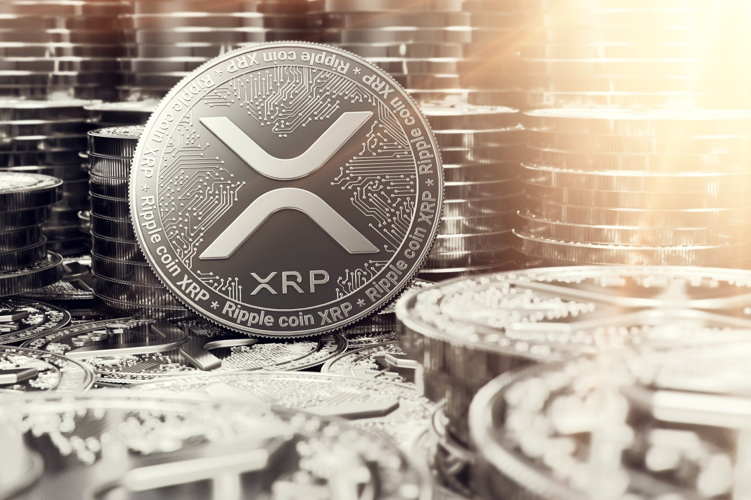Golden Crossover: XRP Heads for Bullish Chart Pattern as Price