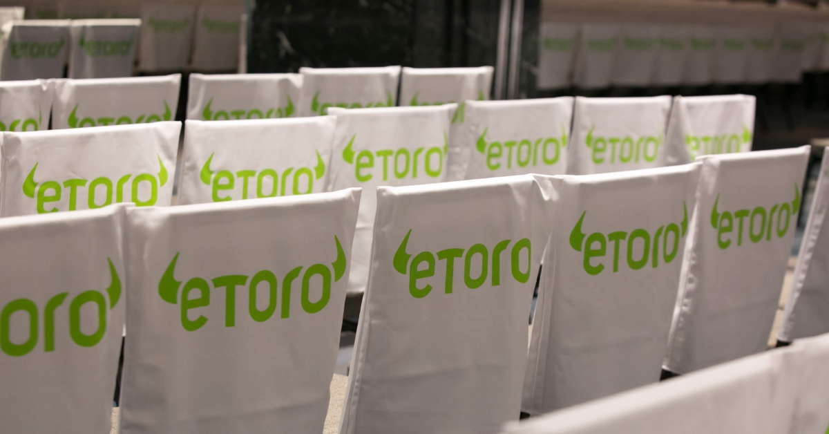 eToro Survey Finds Pensions and Endowments Are Finally Waking Up to Crypto