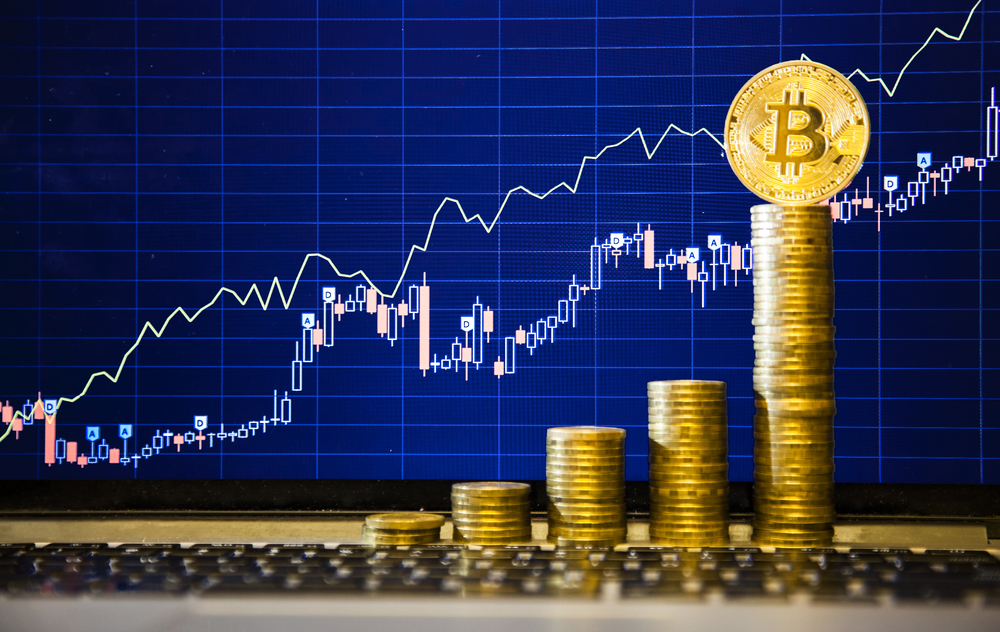 Bitcoin's Price Climbs Above $5,500 to Reach 5-Month High