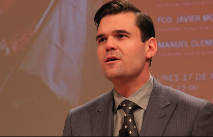 Image of Alex Tapscott via Michael del Castillo for CD