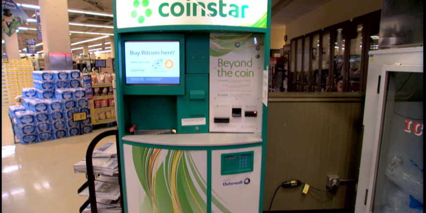 Coinstar Expands Bitcoin Buying Service to Cover 21 US States