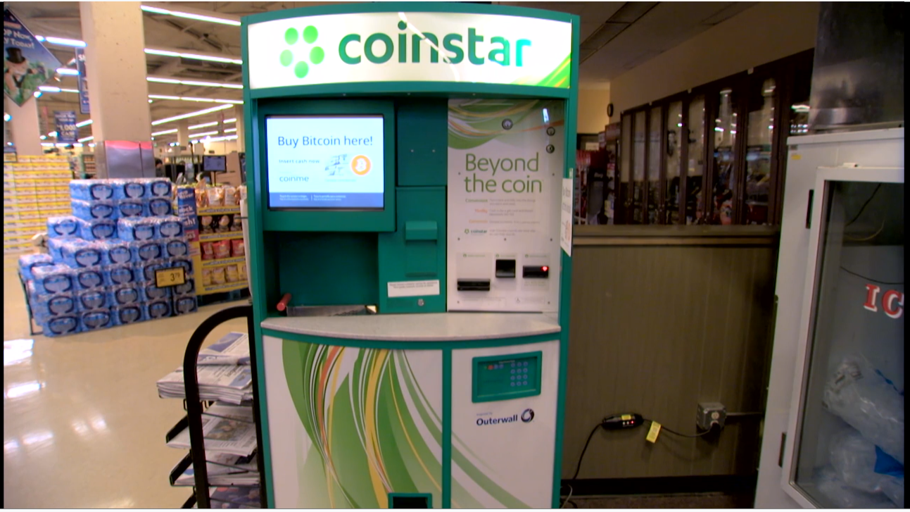 Coinstar Expands Bitcoin Buying Service to Cover 21 US States - CoinDesk