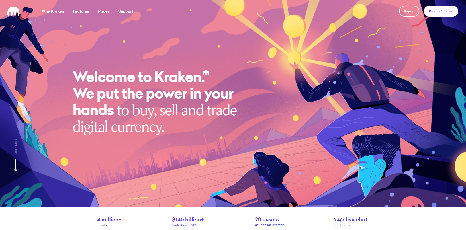 How to Trade Crypto On Kraken - CoinDesk