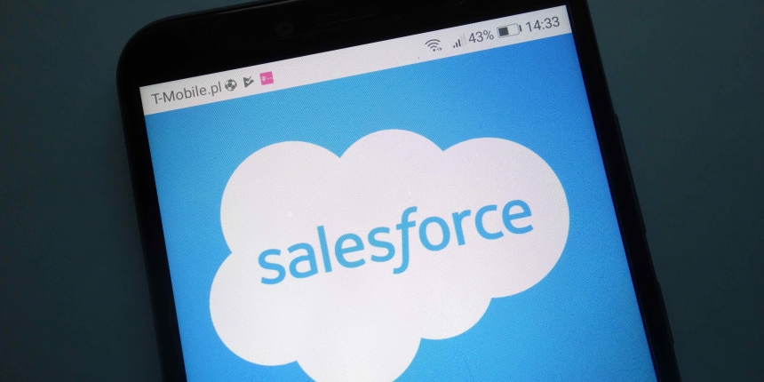 Cloud Giant Salesforce Unveils First Blockchain Product for Business