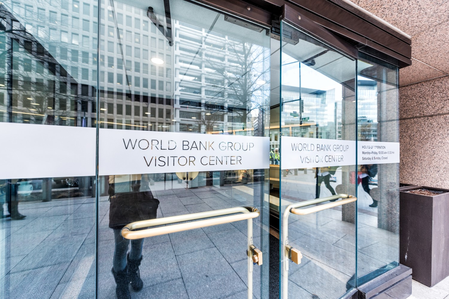 World Bank Sells $33.8 Million More of Its Private Ethereum Blockchain Bonds - CoinDesk