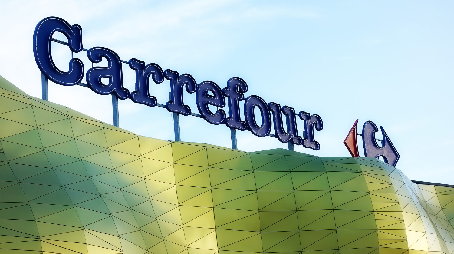 Retail Giant Carrefour Saw Sales Boost From Blockchain Tracking