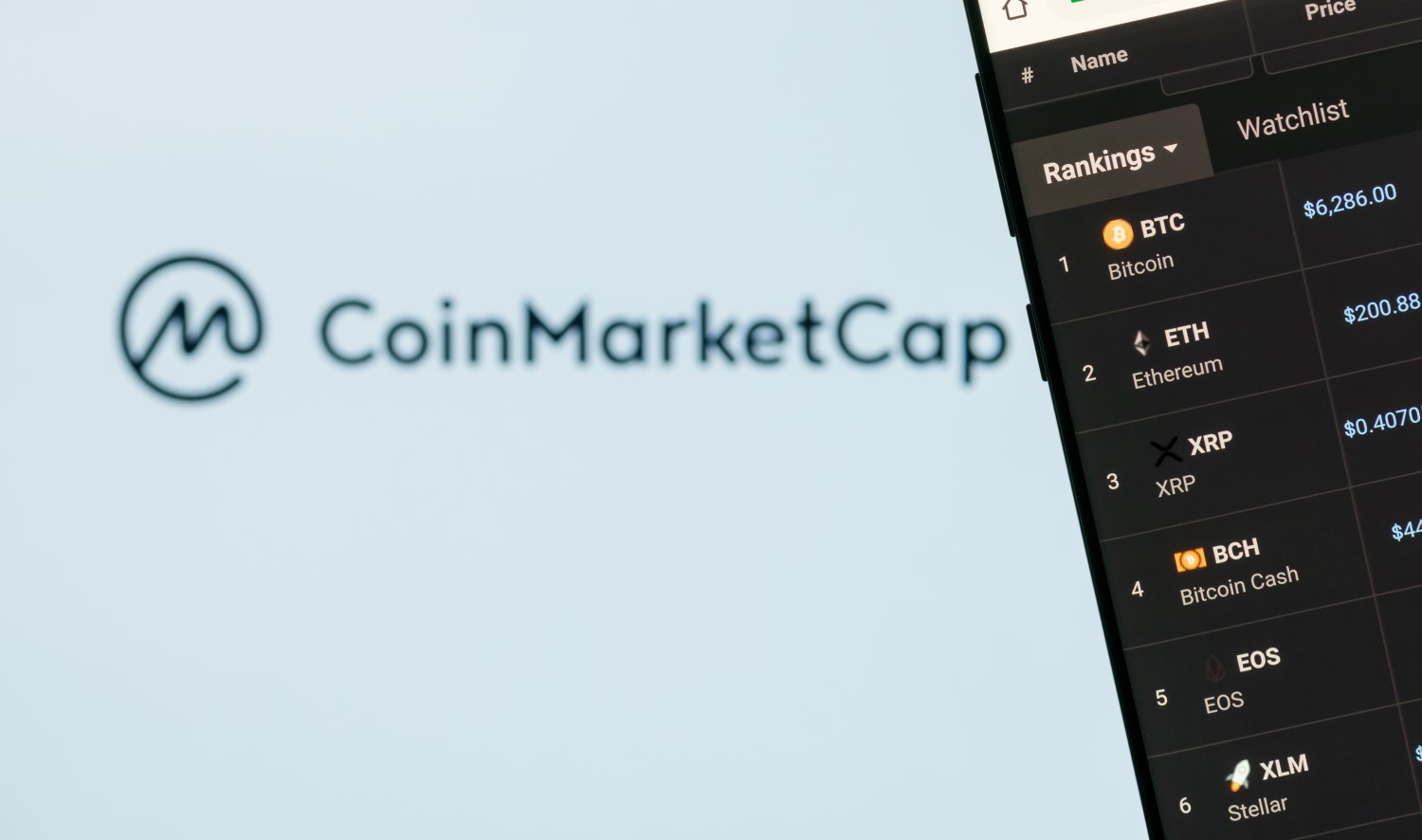 CoinMarketCap Makes First Acquisition to Further Improve