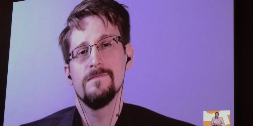 Snowden: 'The Most Important Thing Bitcoin Is Missing Right Now Is Privacy'