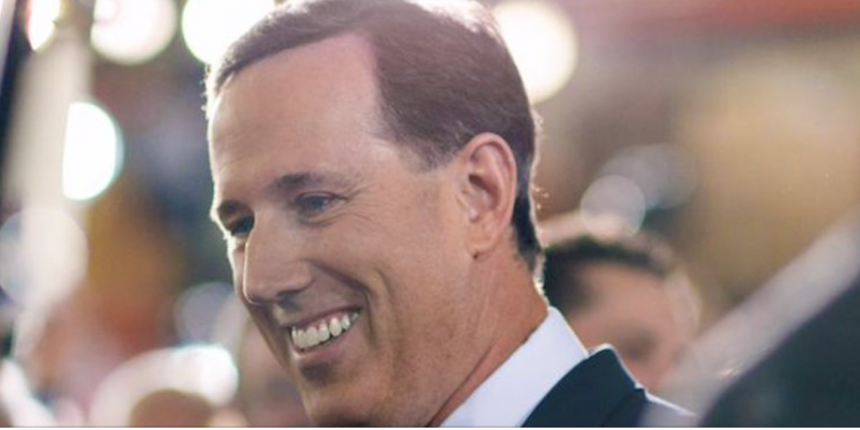 Former US Senator Rick Santorum Supports New Crypto for Catholics