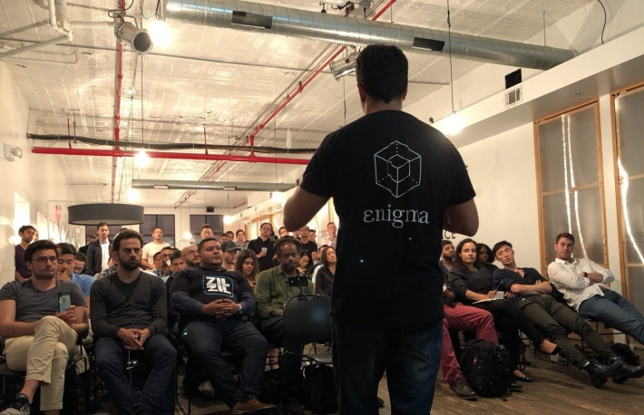 Enigma CEO Guy Zyskind