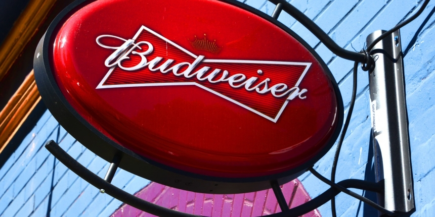 Budweiser Owner Invests in Blockchain Startup Working to