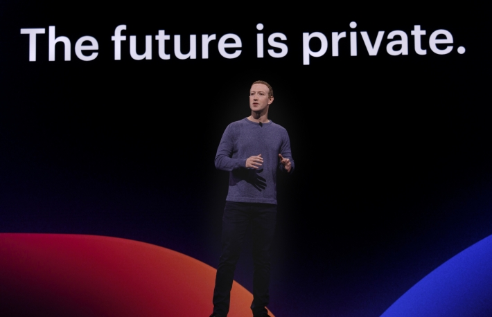 Mark Zuckerberg image via Facebook