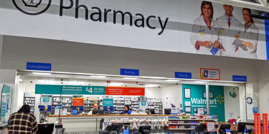Retail Giant Walmart Enters Second Drug-Tracking Blockchain Trial