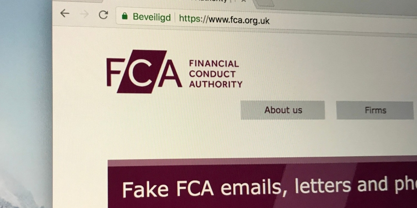 UK Finance Watchdog Mimicked in Crypto Scam Email