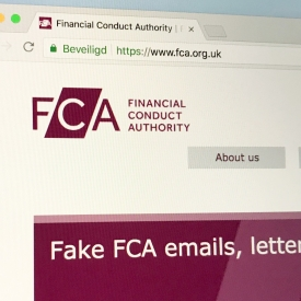 UK Finance Watchdog Mimicked in Crypto Scam Email - CoinDesk