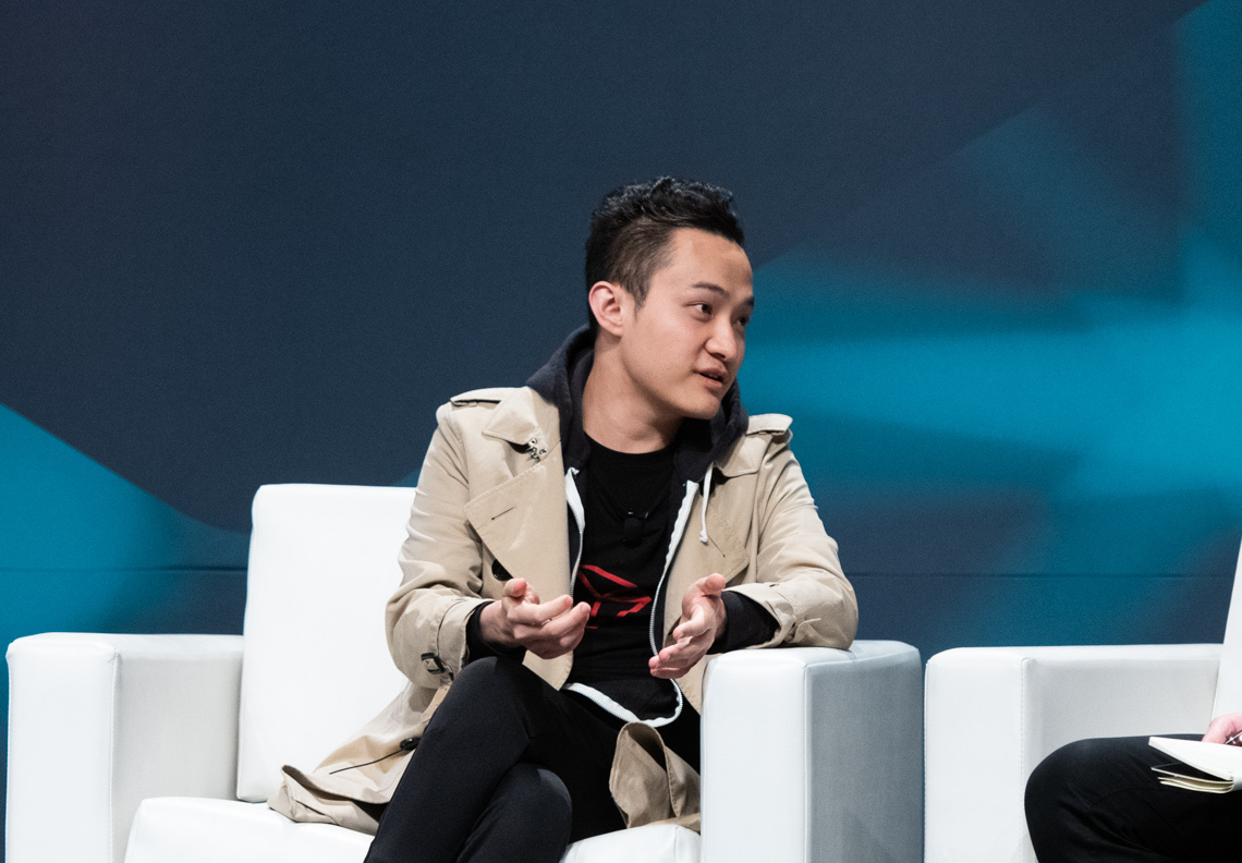 Justin Sun Denies Accusation That Tron's Fundraise Was Illegal - CoinDesk thumbnail