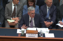 Fed Chair Jerome Powell image via House Financial Services Committee / YouTube https://www.youtube.com/watch?v=cfeKhTd3cRw