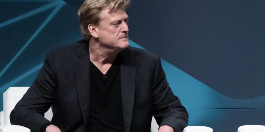 Patrick Byrne, Champion of Cryptocurrencies, Resigns Role as Overstock CEO