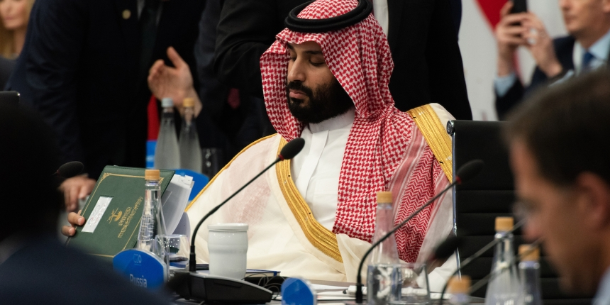 Ethereum Leaders Are Slowly Courting Persian Gulf Royals and