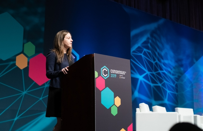 Sigal Mandelker image via CoinDesk archives