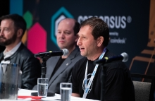 Consensus 2019, photo by CoinDesk