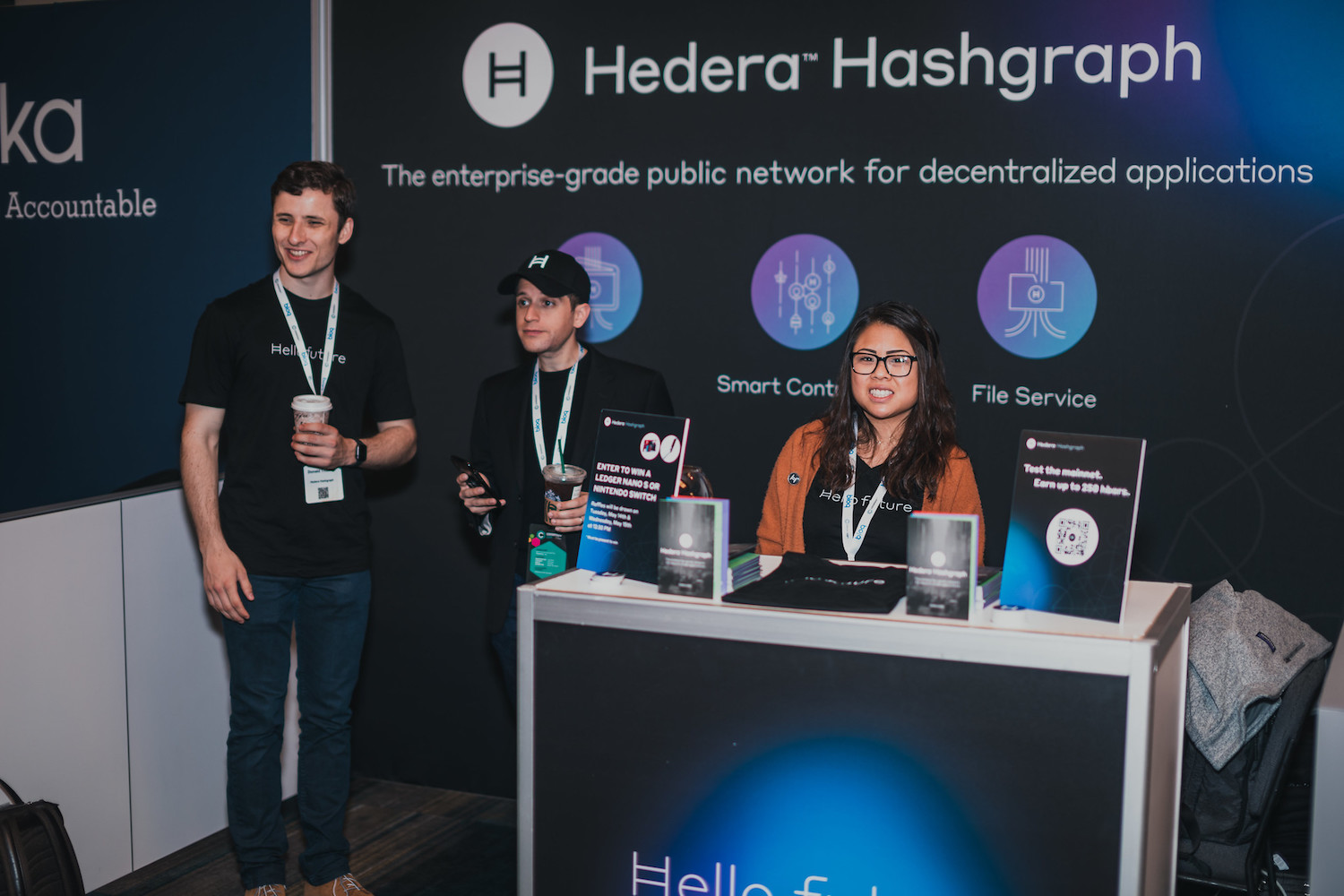 IBM, Tata Become First Big Techs to Back Hedera Hashgraph Blockchain