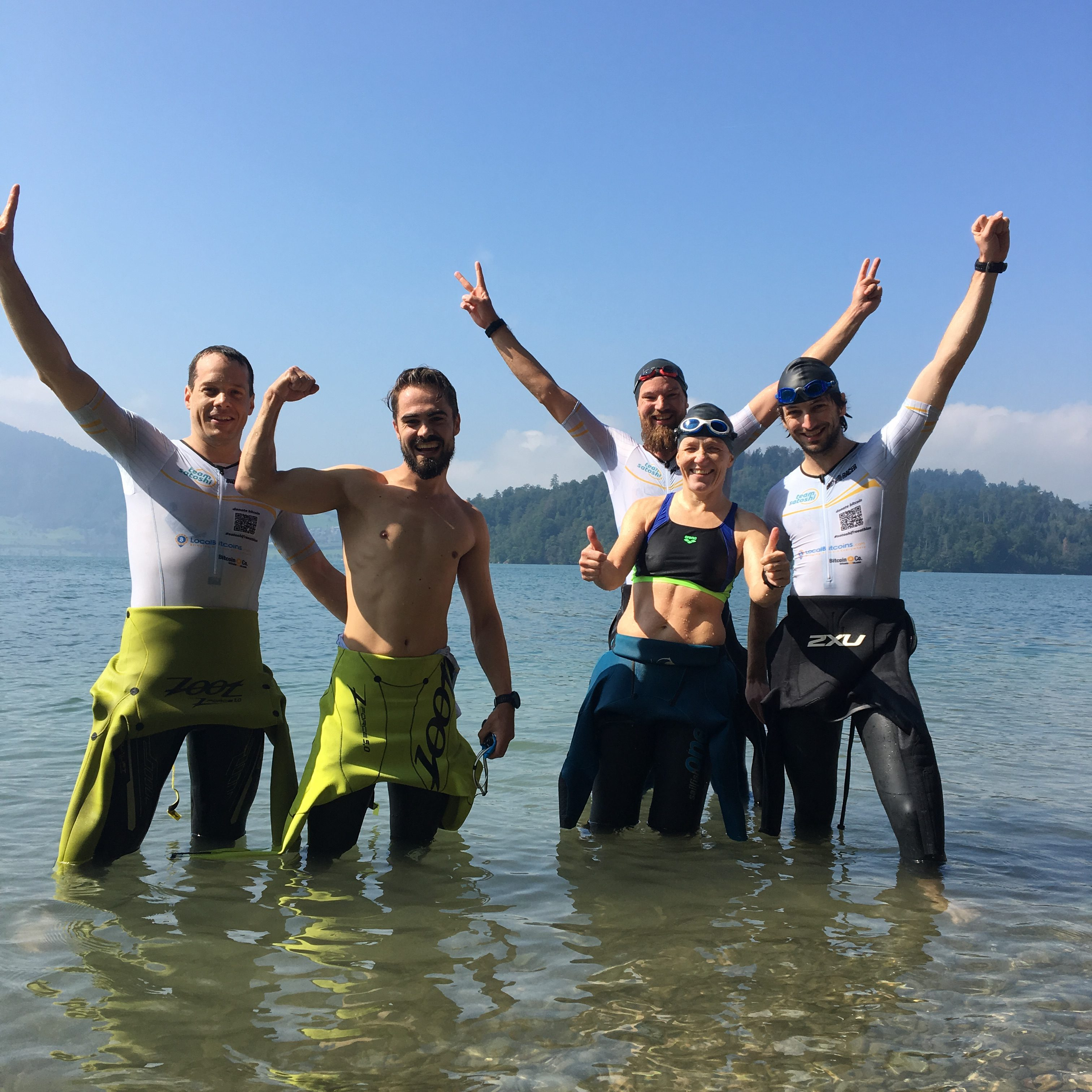 They Biked, Ran and Swam Over 200 Miles Across Europe – All for Bitcoin thumbnail