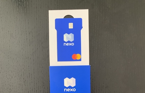Nexo Crypto Card courtesy of Nexo