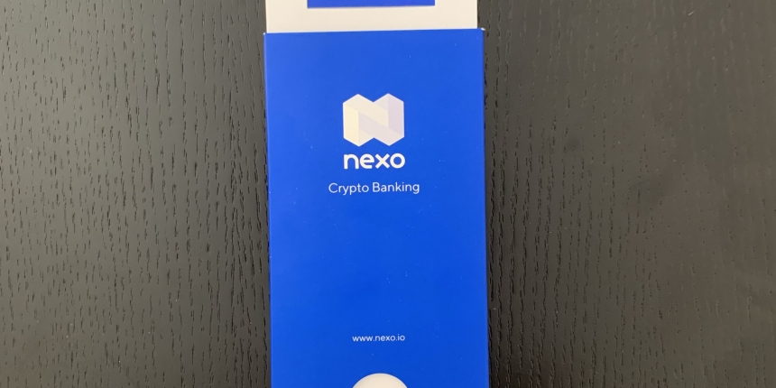 Nexo Launches a Debit Card That Lets You Not Spend Your