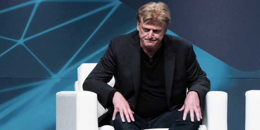Overstock's Patrick Byrne steps down as CEO