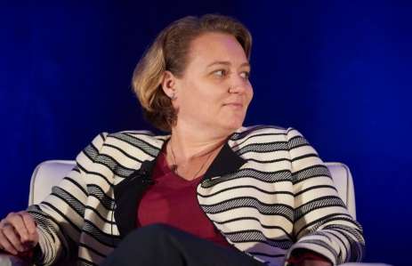 Everledger CEO Leanne Kemp image via CoinDesk archives
