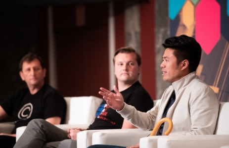 From CoinDesk 2019, photo by CoinDesk.