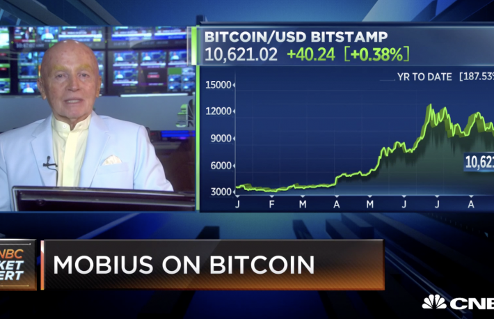 Marcus Morbius on CNBC's Squawk Box