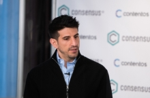 Charles Cascarilla image via CoinDesk archives
