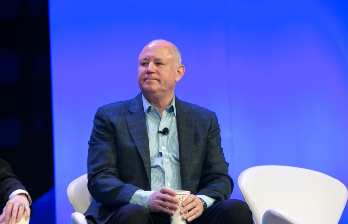 Jeffrey Sprecher image via CoinDesk archives