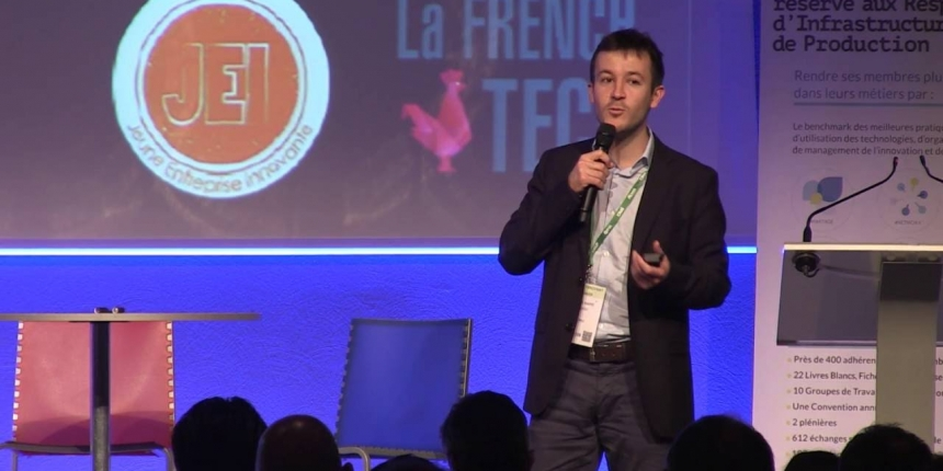 State-Owned French Bank Joins Bitcoin Startup's $8 Million Series A