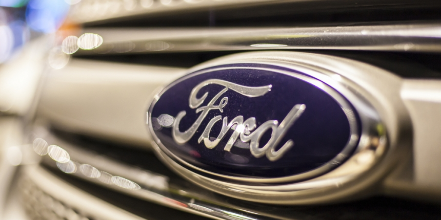 Ford photo By Philip Lange/Shutterstock