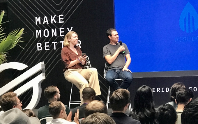 Photo by Brady Dale for CoinDesk