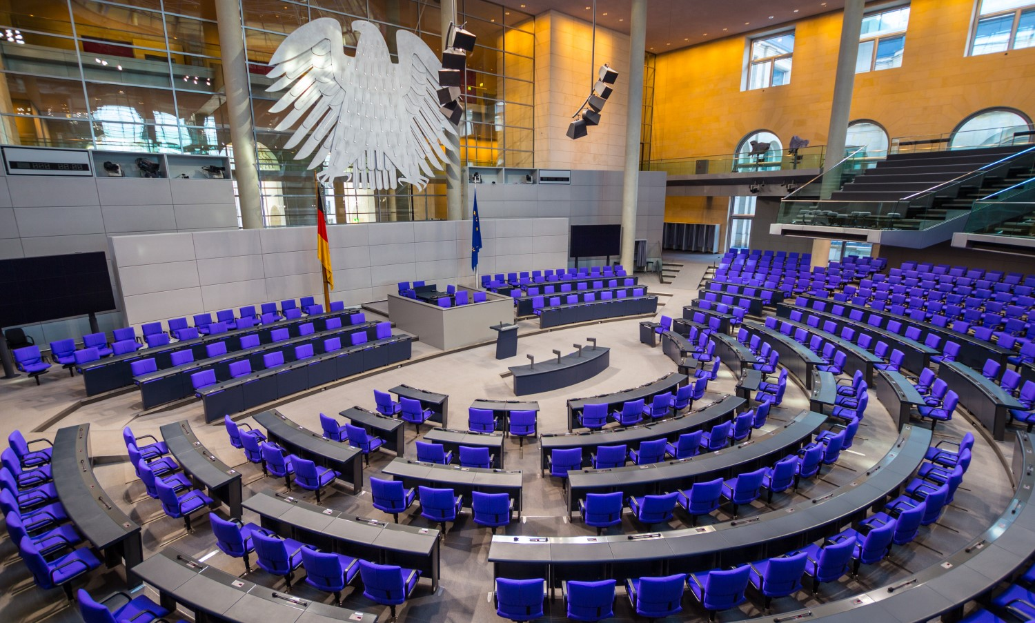 German government support cryptocurrencies