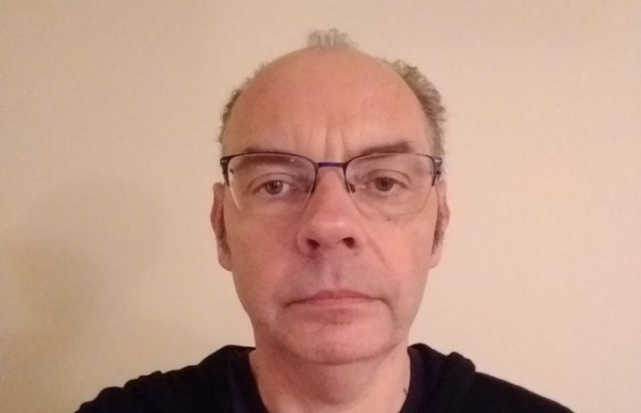 Benjamin Noys, professor of critical theory at University of Chichester