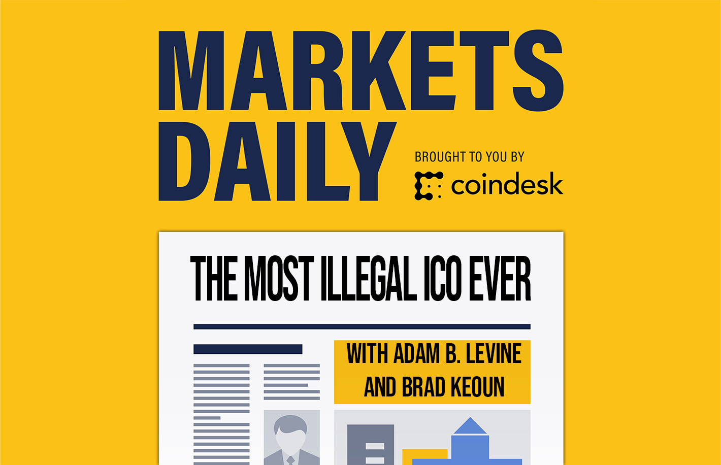 MARKETS DAILY: Russian Drugs and The Most Illegal ICO Ever?