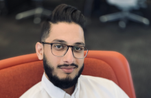 Yusuf Hussain, head of risk at Gemini and president of the Virtual Commodities Association