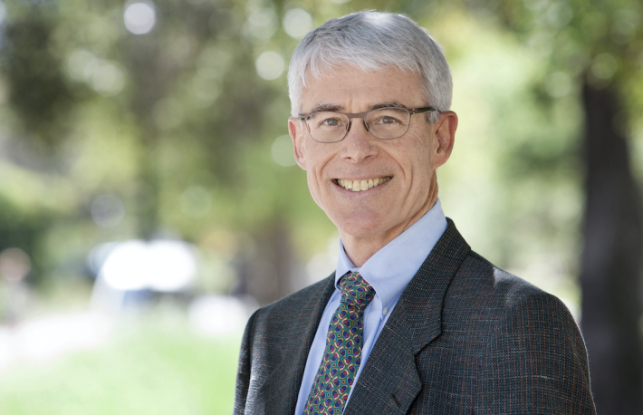 Darrell Duffie, Distinguished Professor of Finance at Stanford