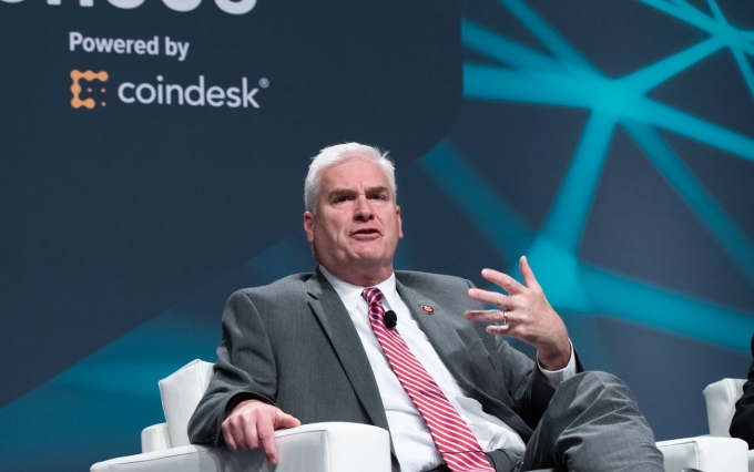 Rep. Tom Emmer photo via CoinDesk archives