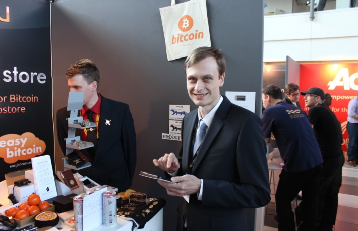 Aleksey Bragin, representative for Kraken Futures in Russia / Courtesy of Aleksey Bragin