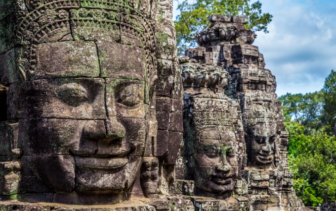 https://www.shutterstock.com/image-photo/buddhist-faces-on-towers-bayon-temple-351555083