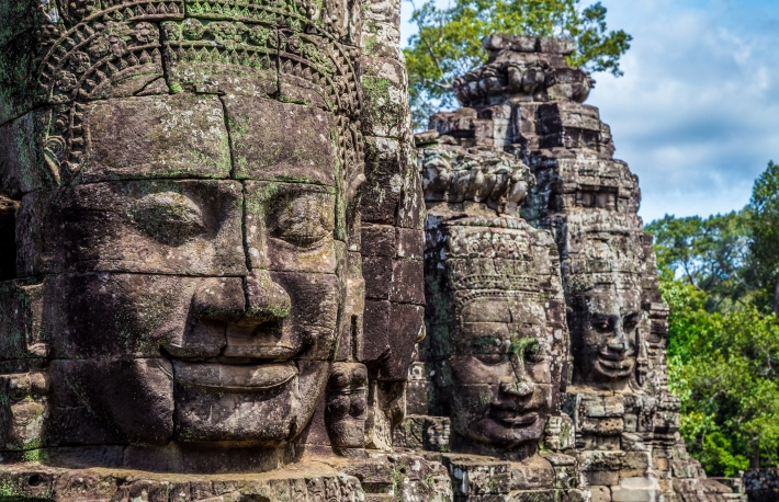 Cambodia is another beautiful holiday destination on our list for cannabis lovers